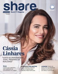 capa Revista Share