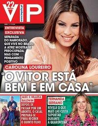 capa VIP de 15 abril 2020