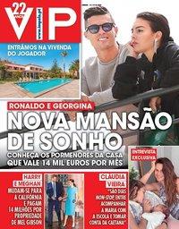 capa VIP de 22 abril 2020