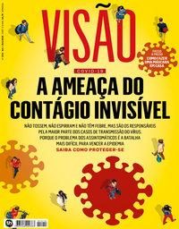 capa Visão de 9 abril 2020