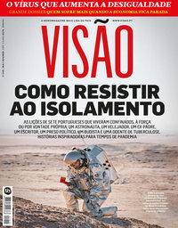 capa Visão de 16 abril 2020