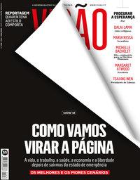 capa Visão de 23 abril 2020