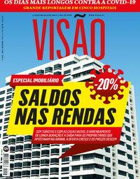 capa Visão de 30 abril 2020