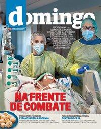 capa Domingo CM de 3 maio 2020