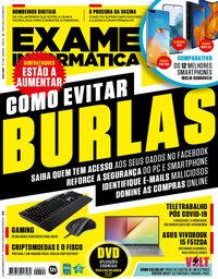 capa Exame Informática de 1 maio 2020
