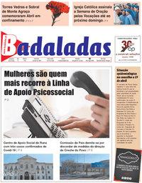 capa Jornal Badaladas
