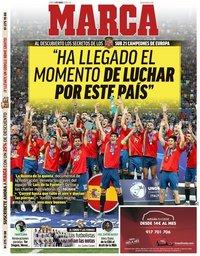 capa Jornal Marca de 4 maio 2020