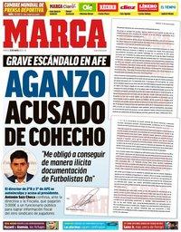 capa Jornal Marca de 12 maio 2020