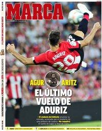 capa Jornal Marca de 21 maio 2020