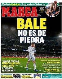 capa Jornal Marca de 28 maio 2020