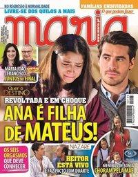 capa Maria de 7 maio 2020