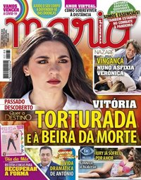 capa Maria de 8 maio 2020