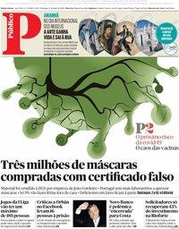 capa Público de 17 maio 2020