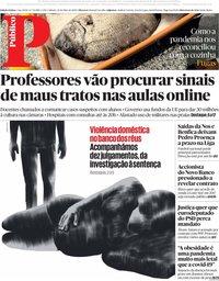 capa Público de 23 maio 2020