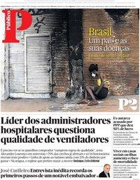 capa Público de 24 maio 2020