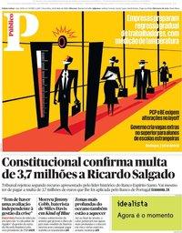 capa Público de 26 maio 2020