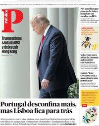 capa Público de 30 maio 2020