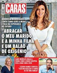 capa Revista Caras de 7 maio 2020