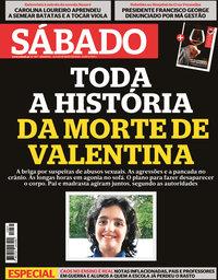 capa Revista Sábado de 14 maio 2020