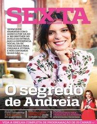 capa Revista Sexta de 1 maio 2020