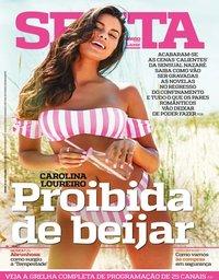 capa Revista Sexta de 15 maio 2020