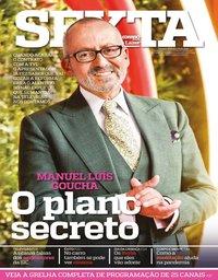 capa Revista Sexta de 29 maio 2020