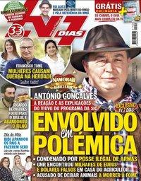 capa TV7 Dias de 1 maio 2020