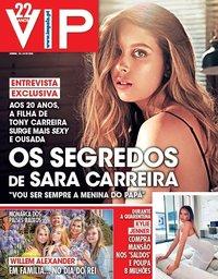 capa VIP de 6 maio 2020