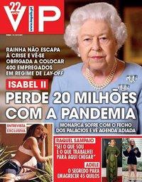 capa VIP de 27 maio 2020