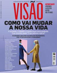 capa Visão de 7 maio 2020