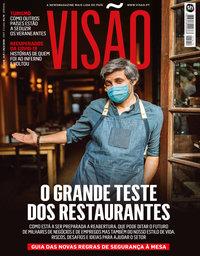 capa Visão de 14 maio 2020