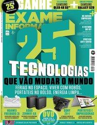 capa Exame Informática de 1 junho 2020