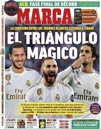 capa Jornal Marca de 13 junho 2020