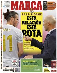 capa Jornal Marca de 16 junho 2020