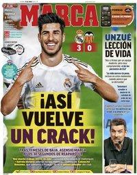 capa Jornal Marca de 19 junho 2020