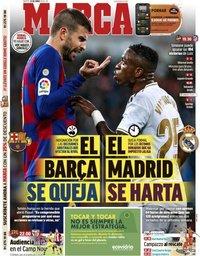 capa Jornal Marca de 23 junho 2020