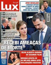 capa Lux de 18 junho 2020