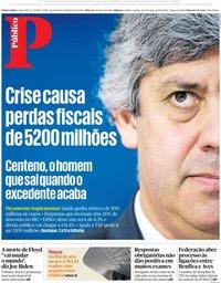 capa Público de 10 junho 2020