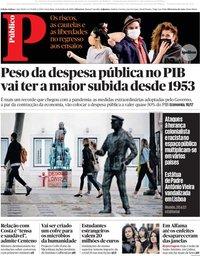 capa Público de 12 junho 2020