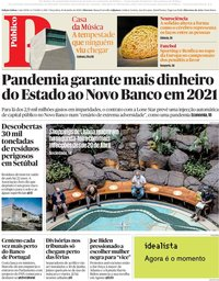 capa Público de 16 junho 2020