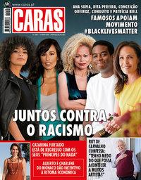 capa Revista Caras de 11 junho 2020