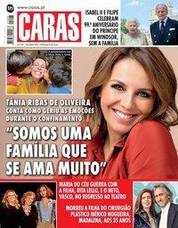 capa Revista Caras de 18 junho 2020