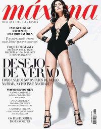 capa Revista Máxima