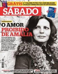 capa Revista Sábado de 18 junho 2020