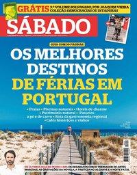 capa Revista Sábado de 25 junho 2020