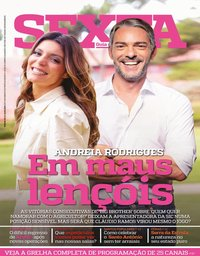 capa Revista Sexta de 12 junho 2020
