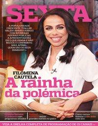 capa Revista Sexta de 19 junho 2020