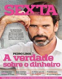 capa Revista Sexta de 26 junho 2020