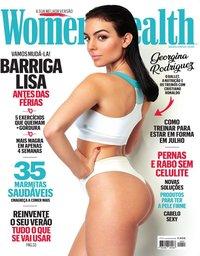 capa Revista Women's Health de 1 maio 2020