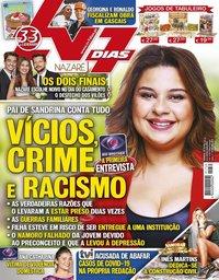 capa TV7 Dias de 11 junho 2020